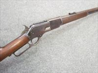 !** OUTSTANDING **!  WINCHESTER MODEL 1876! 2nd year production! Cal 45-60! Full Mag Crescent butt!! RUDUCED! & O.B.O. !!