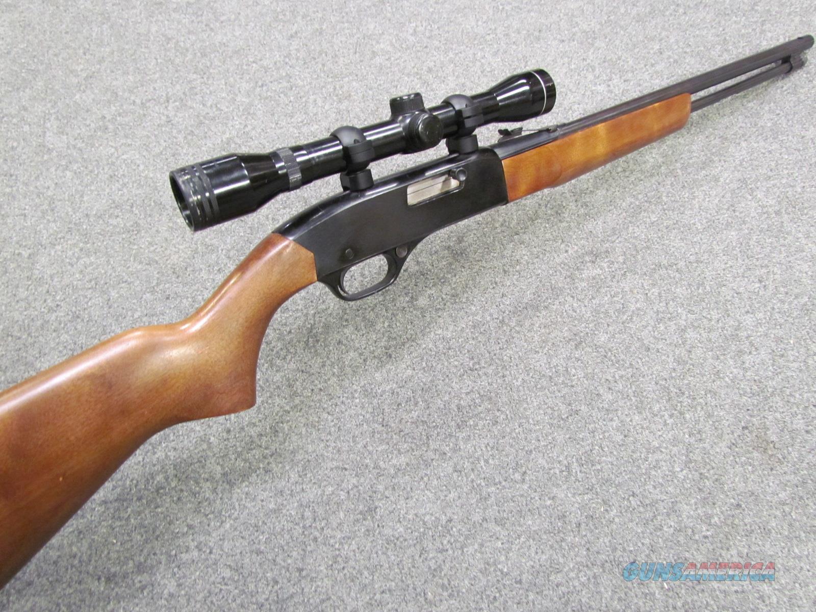 WINCHESTER MODEL 190 Semi Auto22 rifle with scope! 9441691.jpg