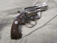~!* BEAUTIFUL & STUNNING*!~ COLT DETECTIVE SPECIAL! NICKLE FINISH! NEAR NEW! 1969 date of MFG!! EXC & O.B.O.!!