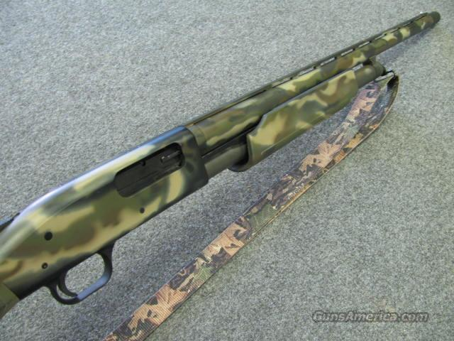 Mossberg 500 MAG PORTED Camo Dove/ Deer/ Turkey