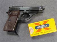 ~!* BEAUTIFUL & SCARCE *!~ BERETTA NEW PUMA! 32 acp Made in Italy Model 70 As New! EXC! Reduced! & O.B.O.!!