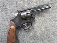 !* HANDSOME *!  EARLY Import ASTRA 357 MAG REVOLVER! Marked Garcia Corp.! 4 inch, 6 shot Adjustable Sights! REDUCED! & O.B.O.!