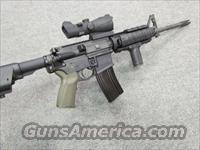 !* CUSTOM *! SMITH &WESSON M&P, MP-15! M-4 Style TACTICAL AR! w/ Upgrades! MagPul, ACOG Style scope & O.B.O.! REDUCED!!