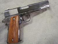 !!* BEAUTIFUL *!!  ROCK ISLAND ARMORY 1911! 38 SUPER BRIGHT NICKLE! 10 SHOT! Exc! Near new! REDUCED & O.B.O.!!