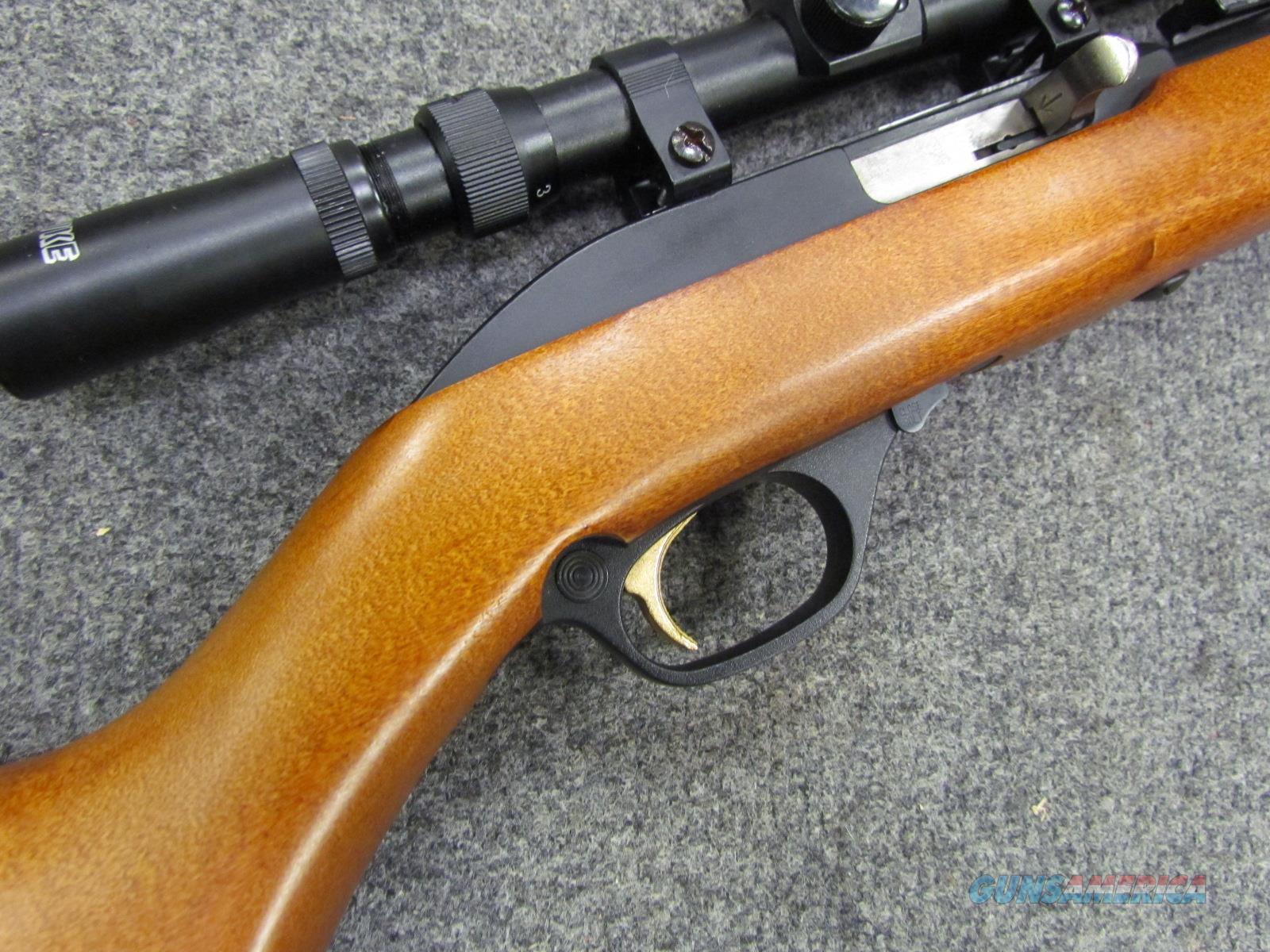 Sweet Marlin Model 60 W Cal 22 Lr W 3 For Sale