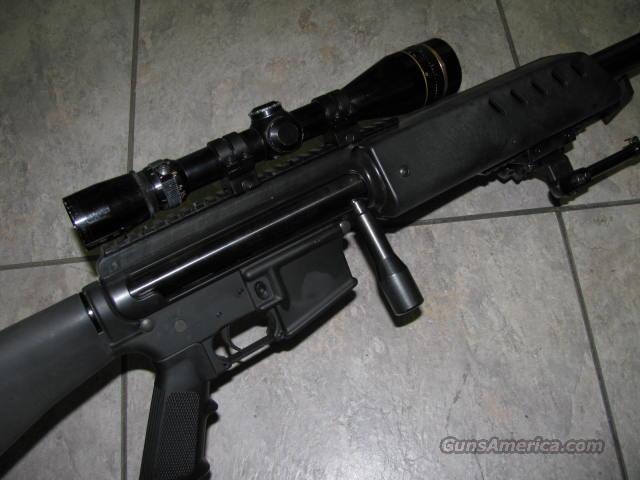 BOHICA 50 BMG! DPMS LEUPOLD3 5-10x