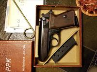 German PPK-L 7.65mm