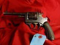 St Etienne 1892 Revolver in 8mm Lebel with First Kill Mark!!!