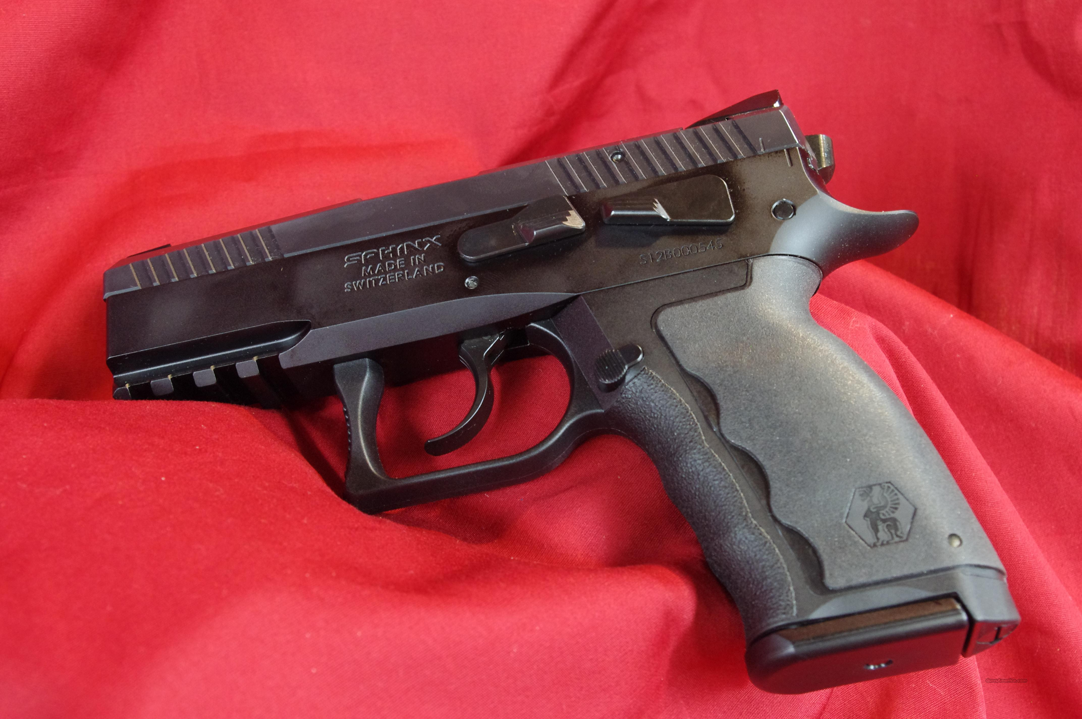 KRISS USA SPHINX in 9MM!!!