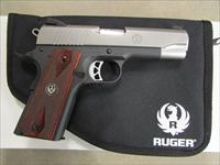 "Ruger SR1911 4.25"" Two-Tone .45 ACP"
