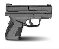 Springfield Armory XD Mod.2 Sub Compact 9mm Luger XDG9801HC