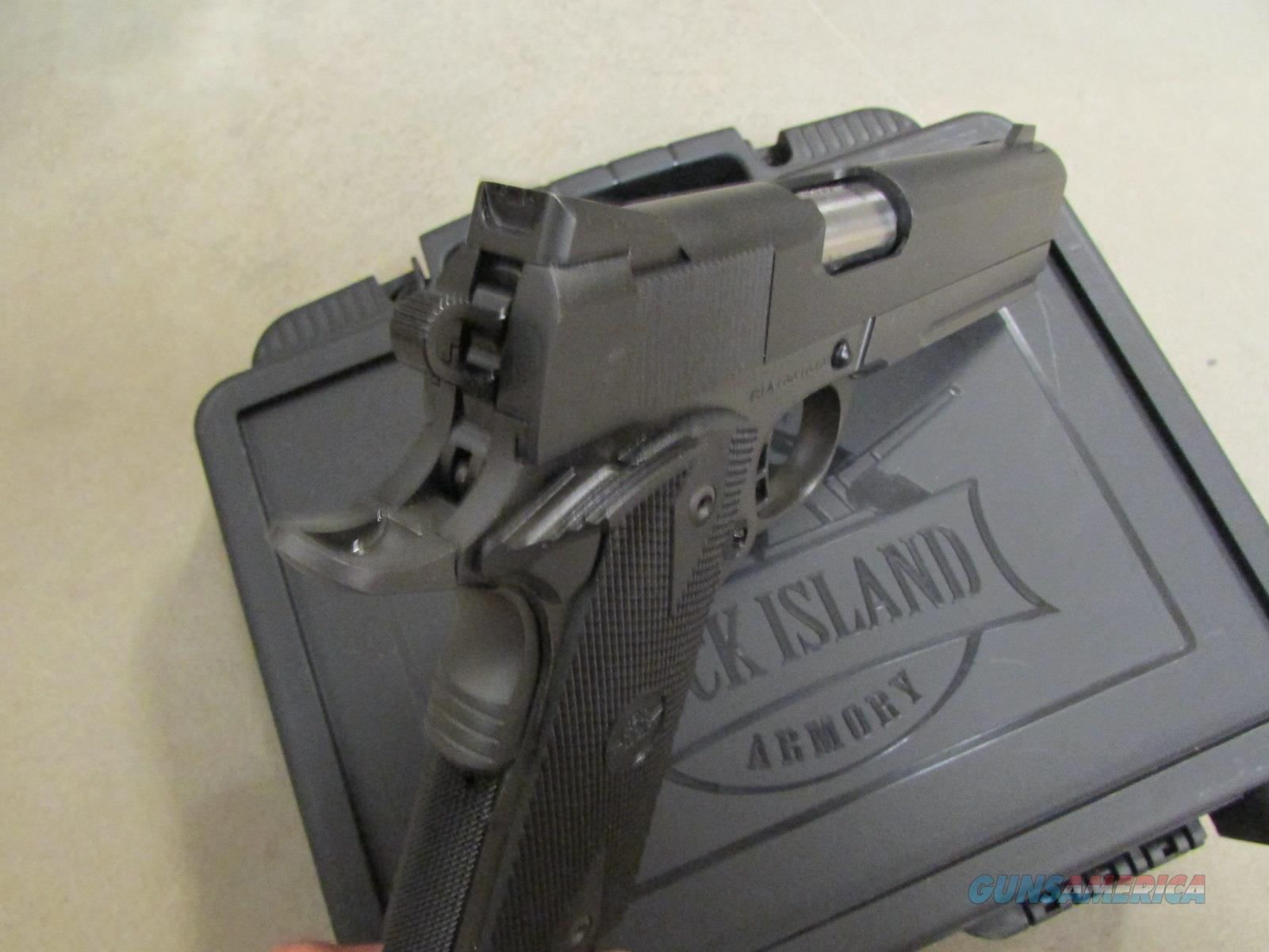 Rock Island Armory Sight Upgrades For Tac Standard
