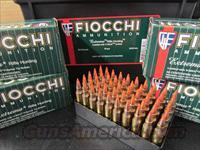 200 ROUNDS FIOCCHI 50 GR HORNADY V-MAX .223 Remington