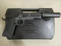 "ATI GERG1911ADOP GSG 1911 5"" .22 LR with Faux Suppressor GERG1911ADOP"