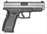 Springfield XD Package Bi-Tone 9mm Luger XD9301HCSP06