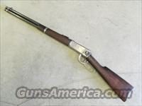 1923 Winchester Model 1894 .30-30 Saddle Ring Carbine