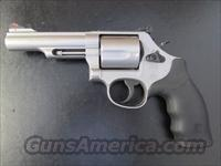 Smith & Wesson Model 69 Stainless Combat Magnum .44 Magnum 162069