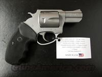 Charter Arms Mag Pug Stainless .357 Magnum