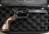 "Cimarron Man With No Name Single Action 4-3/4"" .45 Colt"