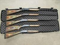 (5) Limited Edition H&R NEF Limited Edition Laminate Shotguns 12 , 16 , 20 , 28 & .410
