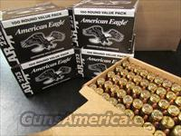 500 ROUNDS FEDERAL AMERICAN EAGLE .223 REM AR-15