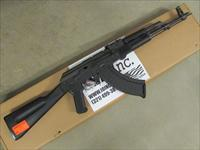 I.O. Inc. AK-47 M247 Full Black Polymer Stock 7.62x39 IODM2002