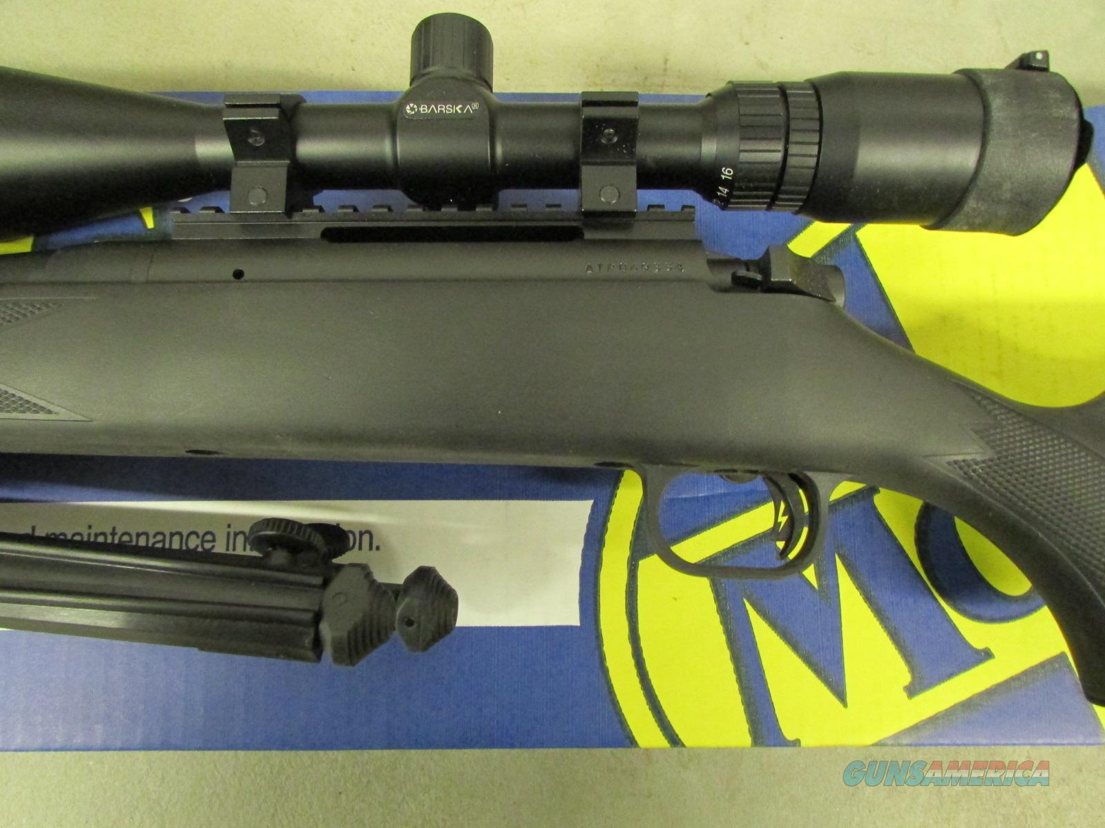 Mossberg 100 Atr Night Train Bolt Action 308 W For Sale