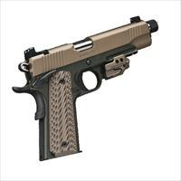 "Kimber Warrior SOC (TFS) .45 ACP 5.5"" 7rd 3000255"