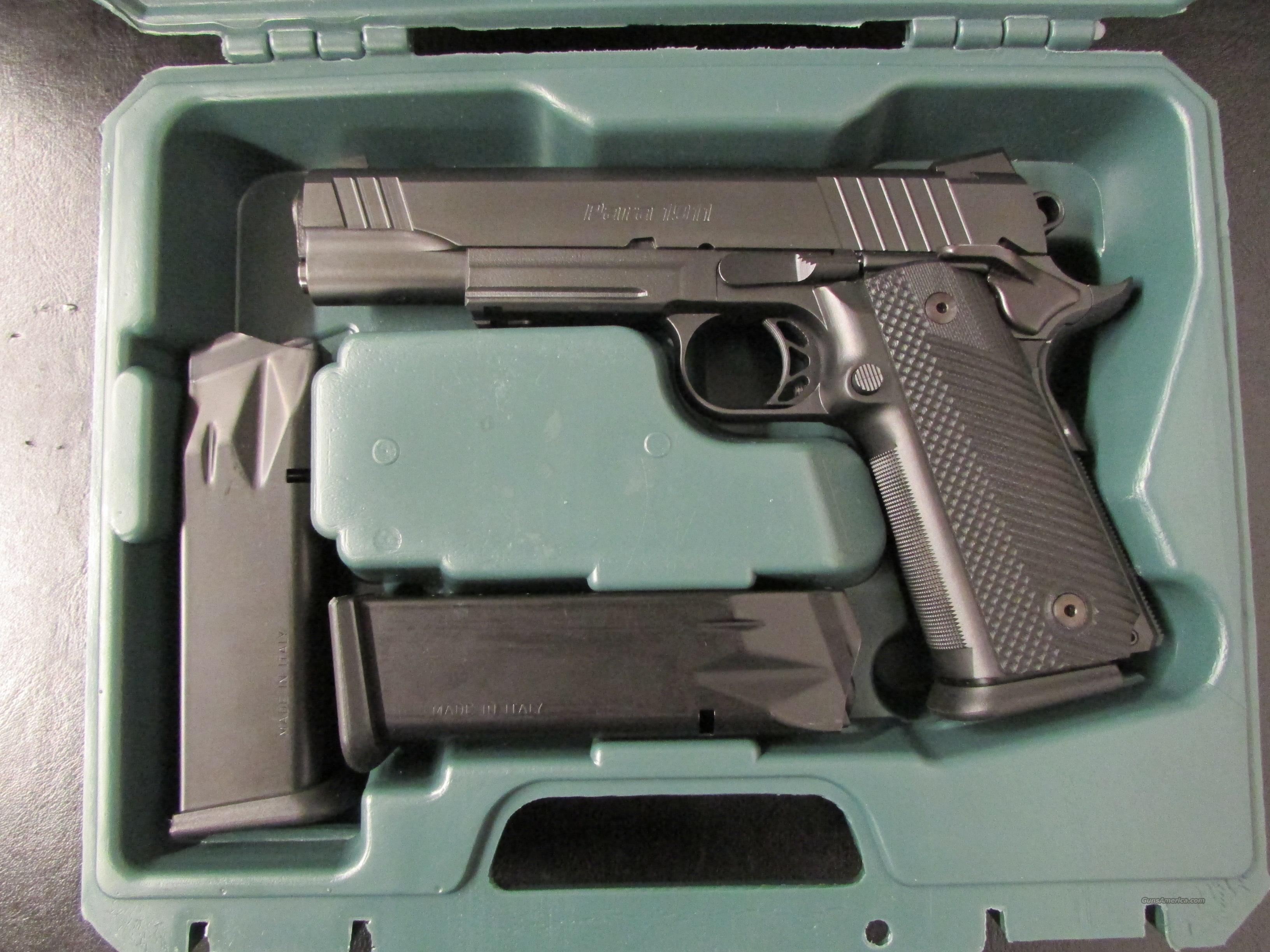 Para Ordnance Black Ops 14.45 Double-Stack 1911... for sale