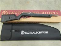 TACTICAL SOLUTIONS X-RING RIFLE MAGPUL HUNTER X-22 QUICK SAND FDE / BLACK .22 LR 10/22 TE-QS-B-M-BLK