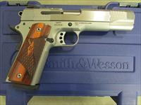 Smith & Wesson SW1911 E-Series Stainless 1911 .45 ACP 108482