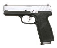 """Kahr Arms TP40 .40 S&W 4"""" Black / Stainless 7 Rounds TP4043"""