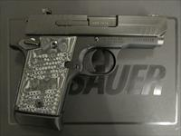 Sig Sauer P938 Extreme BLKGRY-AMBI 9mm Luger