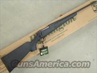 "Remington Model 7 Synthetic 20"" Barrel Black Synthetic Stock .223 Rem"
