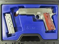 Dan Wesson Pointman Nine Stainless 1911 9mm Luger