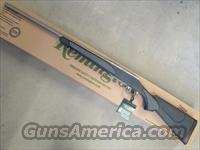 Remington 700 SPS Stainless Finish Synthetic Black Stock .308 WIN