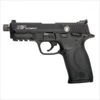 SMITH & WESSON M&P COMPACT THREADED .22 22LR 10199
