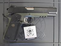 Springfield Armory Loaded Operator 1911 OD Green .45 ACP PX9105MLP