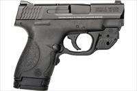 Smith & Wesson M&P40 Shield Crimson Trace Green Laserguard .40 S&W 10147