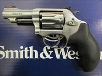 "Smith & Wesson Model 63 Stainless 8-Shot 3"" .22 LR J-Frame"