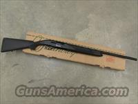 Weatherby SA-08 Synthetic Semi-Auto 20 Gauge Shotgun 28""