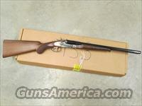 Taylor & Co., Inc. Wyatt Earp Shotgun Double-Barrel 12 Ga. 20""