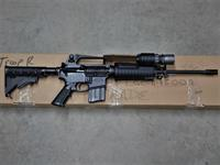 COLT DEFENSE AR-15 A2 LW RESTRICTED MARKED CARBINE GOV'T LAW ENFORCEMENT ISSUED SUREFIRE M500A