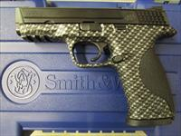 Smith & Wesson M&P Carbon Fiber Finish No Thumb Safety 9mm