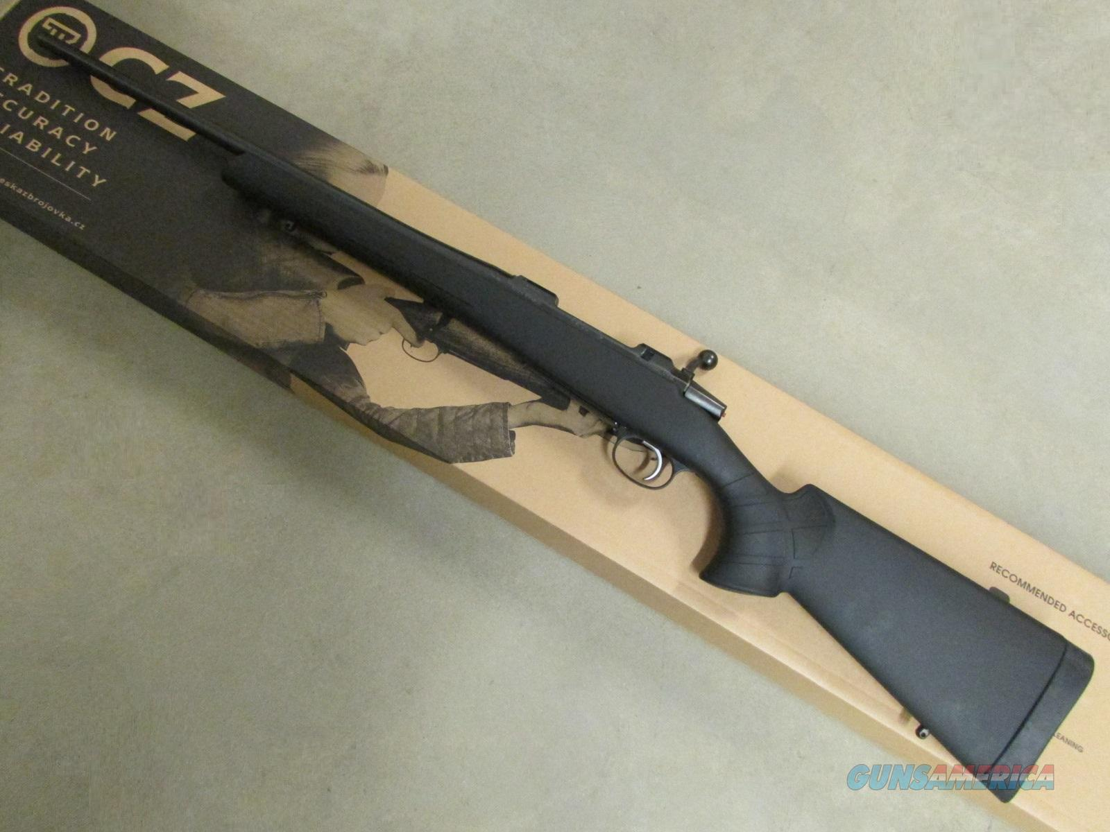Get Ready for Whitetail - The CZ 557 (REVIEW) - GunsAmerica Digest