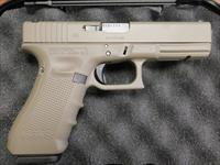 "Glock 17 Gen4 Elite Earth Cerakote 9mm 4.49"" PG1750203EA"