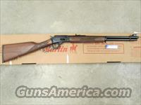 "Marlin Model 1894 Lever-Action Walnut Blued 20"" .44 Magnum"