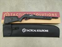 TACTICAL SOLUTIONS X-RING RIFLE MAGPUL HUNTER X-22 MATTE BLACK / BLACK .22 LR 10/22 TE-MB-B-M-BLK