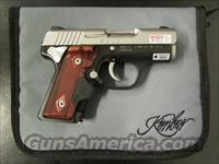 Kimber Solo CDP Crimson Trace Grips 9mm