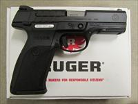 "Ruger 9E 4.14"" Semi-Automatic 9mm"